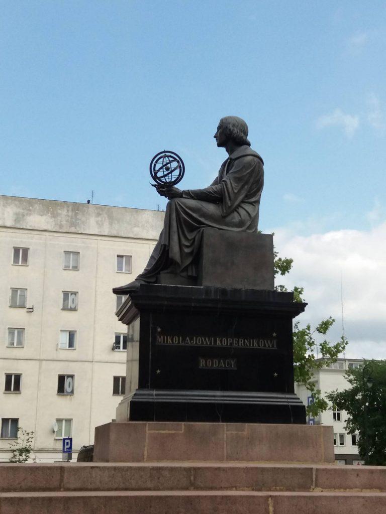 Spomenik Nikoli Koperniku