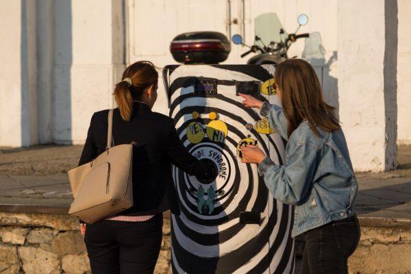 Kreativna snaga i zadovoljni mladi ljudi  – najveća impresija izložbe upriličene na tri lokacije u Beogradu