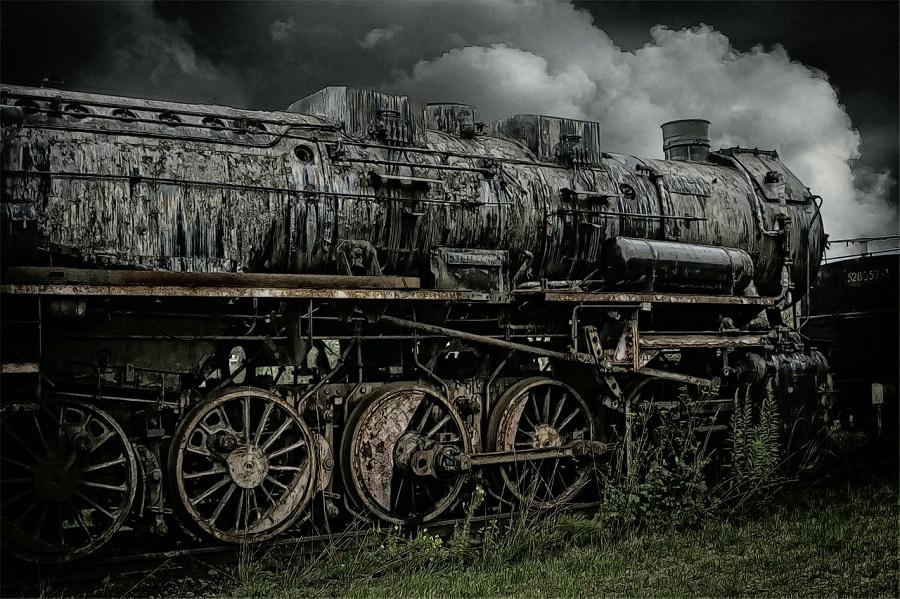 Vremenska kapsula – Talibani u depou Železničkog muzeja