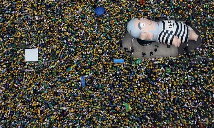 brazil protesti
