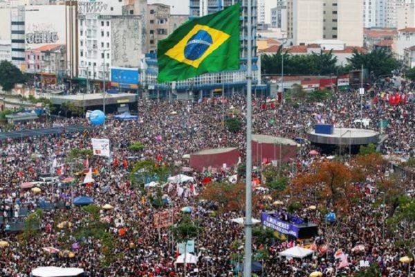 Izbori u Brazilu, država na ivici građanskog rata