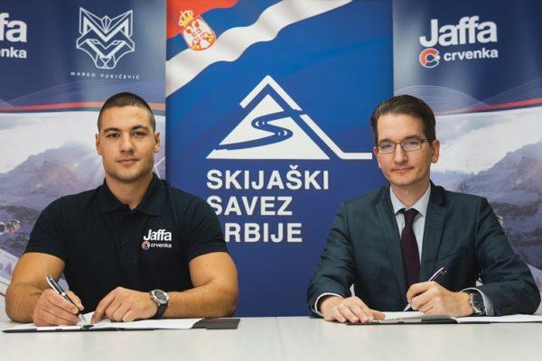 Jaffa dala vetar u leđa najuspešnijem srpskom skijašu Marku Vukićeviću