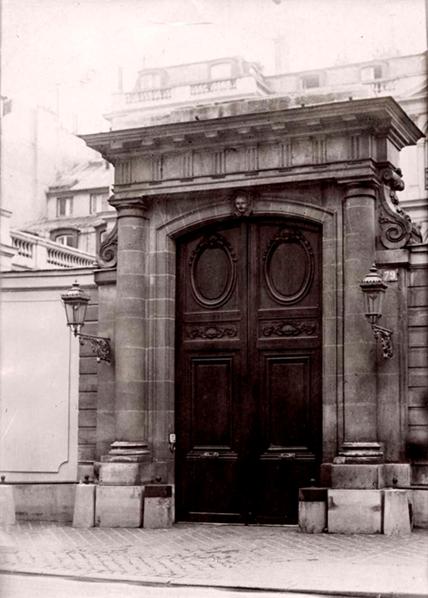 Sovjetska ambasada u Parizu