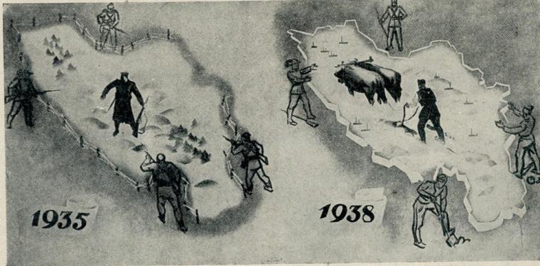64 karta politika Stojadinovica