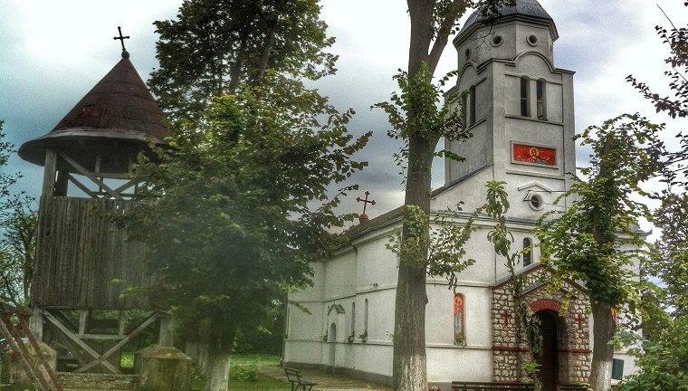 Crkva Svete Petke u Velikom Orašju