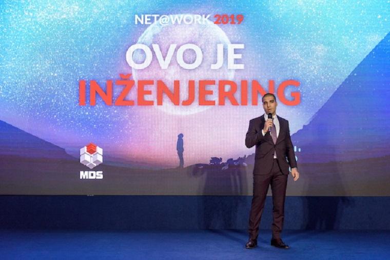 MDS Net@work 2019 konferencija otvara vrata modernog inženjeringa